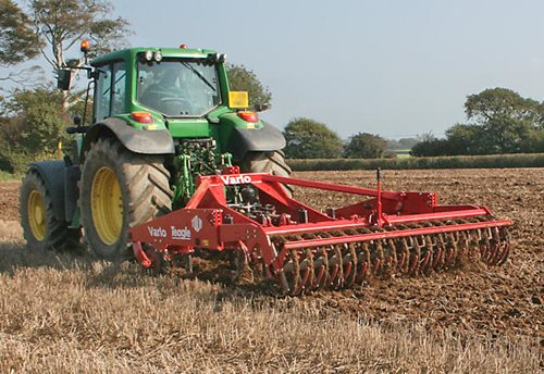 Vario One-pass Cultivator