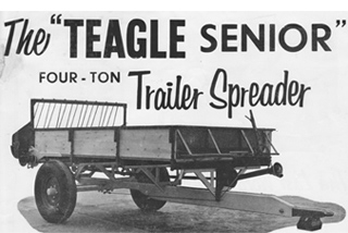 Trailer Spreaders