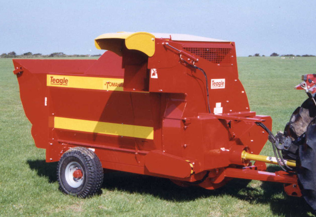 Tomahawk 808MF Box Type Bedder