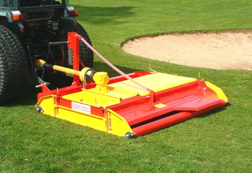Dynamo Roller Mowers Hover