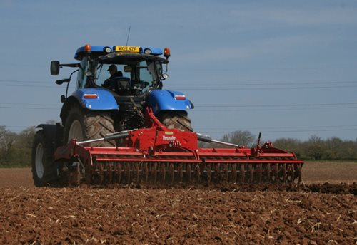 Multidisc Disc Harrow