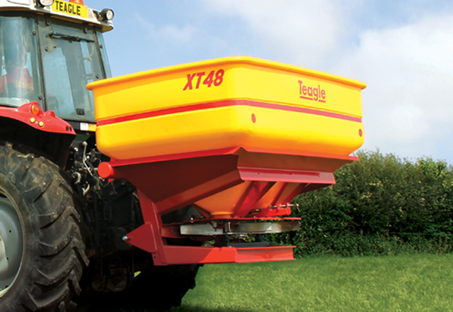 XT24 & XT48 Fertiliser Spreaders