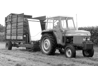 Toucan Precision Chop Forage Wagon