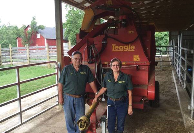 Best Barn has the Best Equipment in Loudoun County, Virginia
