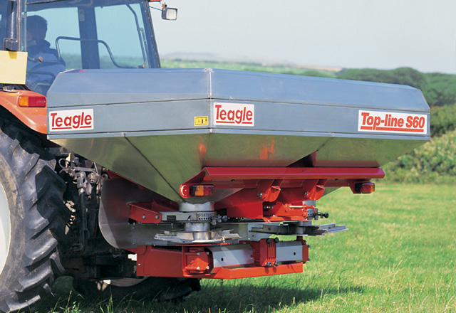 Top-line S60 Fertiliser Broadcaster