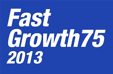Fast Growth 75 Award