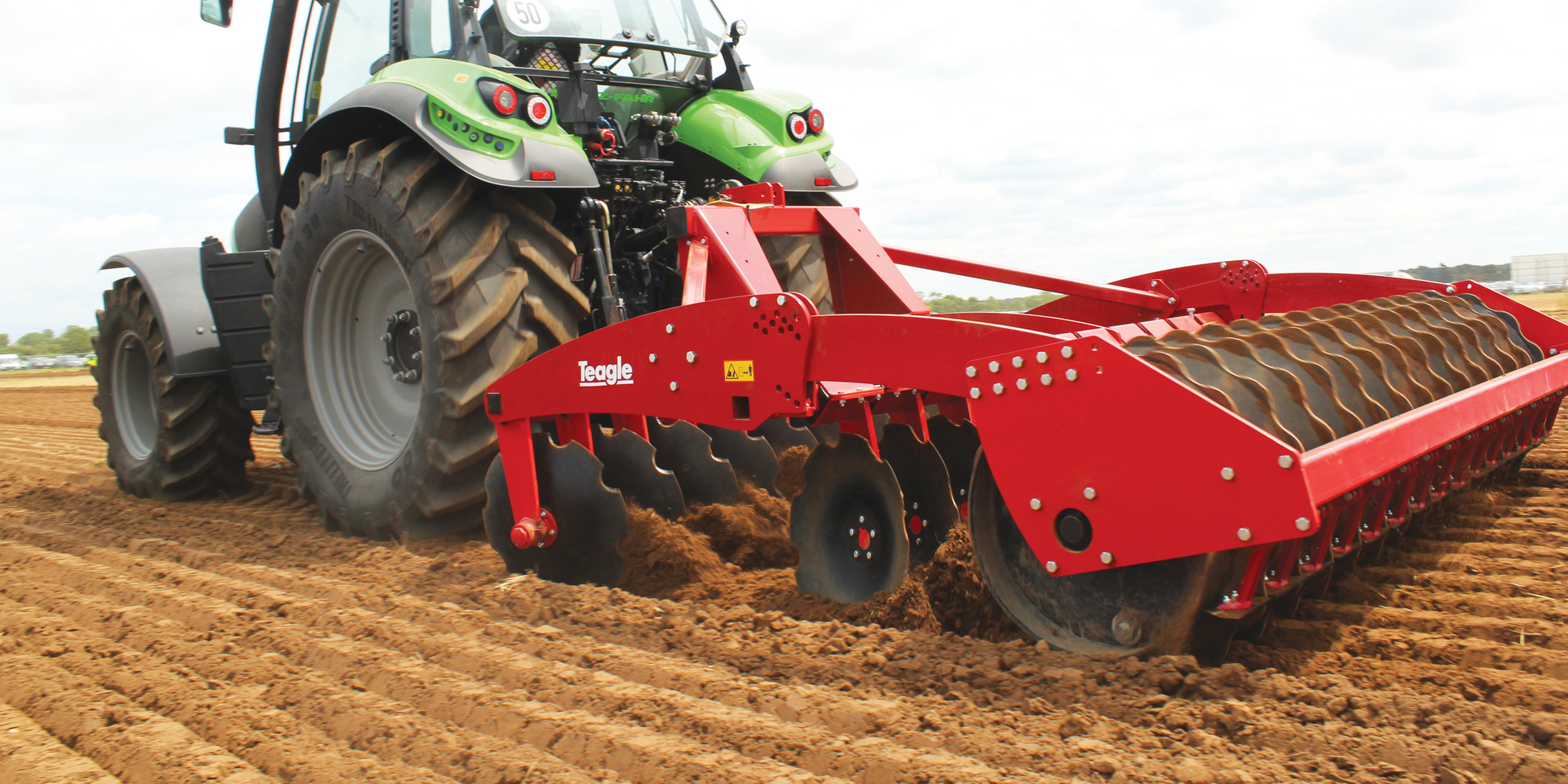 Tillage & Cultivation Equipment