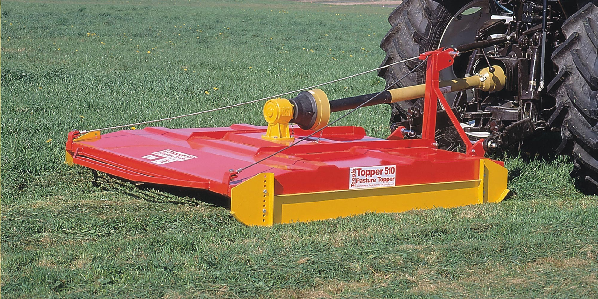 Pasture Topper 4, 5, 510 | Teagle on