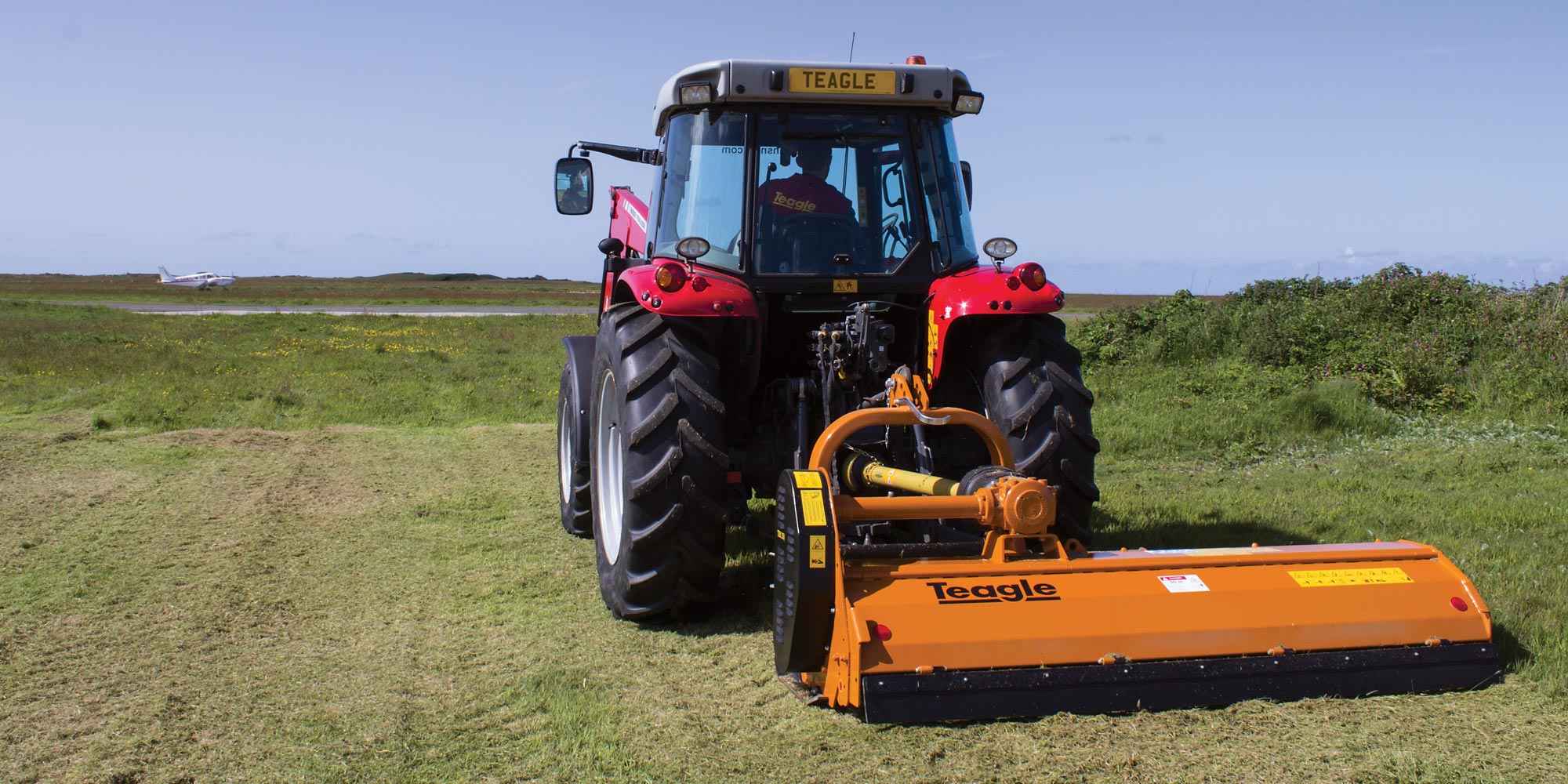 Tractor Mounted Flail Mowers & Mulchers | Teagle